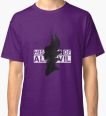 Mistress of all Evil Classic T-Shirt