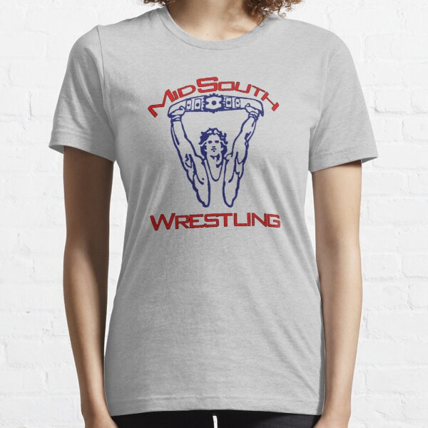 Mid-South Championship Wrestling Essential T-Shirt