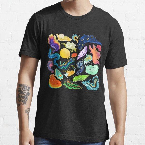 Nudibranch Sea Slugs Design Essential T-Shirt