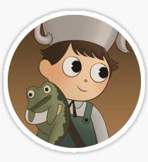 Greg (OTGW) Sticker