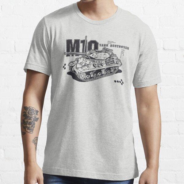 M10 Tank Destroyer Essential T-Shirt