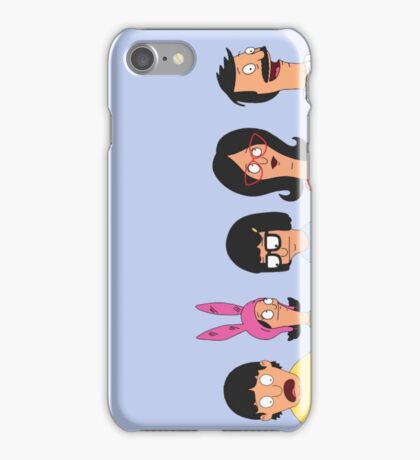 Belcher family iPhone Case/Skin