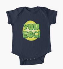 You EGG! with cracked egg NEW ZEALAND KIWI funny design Kids Clothes