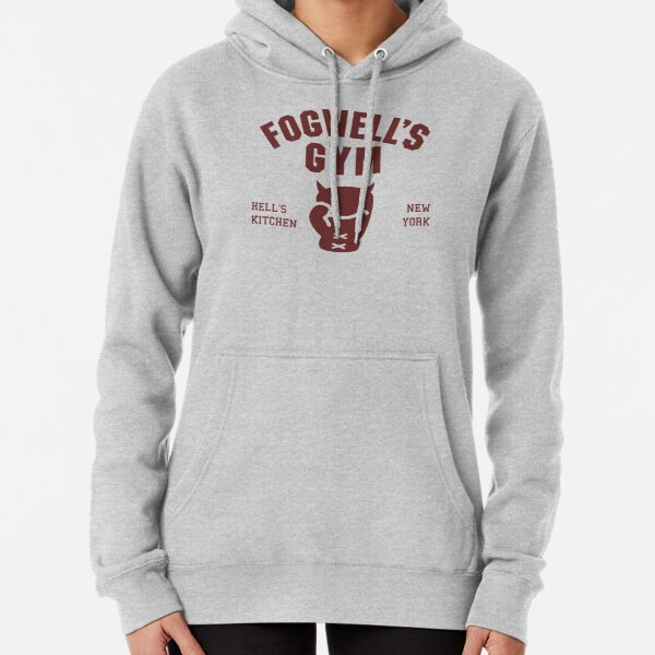 Fogwell's Gym Pullover Hoodie