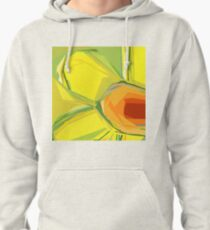 Daffodil Spring Pullover Hoodie