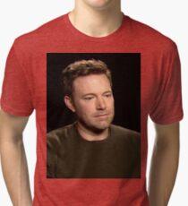 Sad Affleck Tri-blend T-Shirt