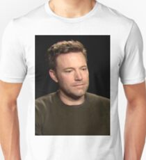 Sad Affleck Unisex T-Shirt