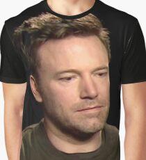 Sad Affleck Graphic T-Shirt