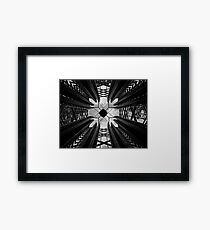 Anthony Chapel Bell Tower Framed Print