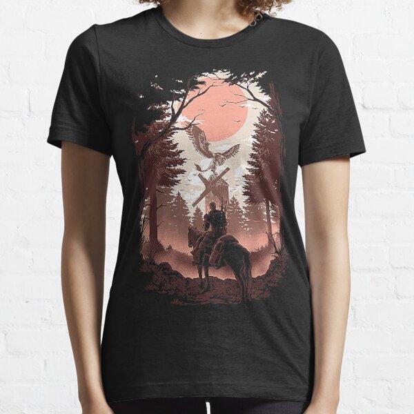 La chemise de la chasse sauvage T-shirt essentiel