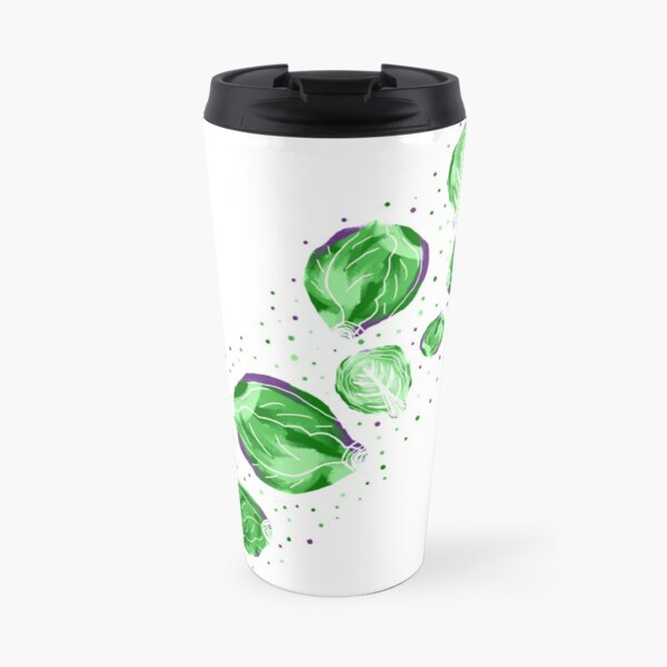 March of the Sprouts Travel Mug