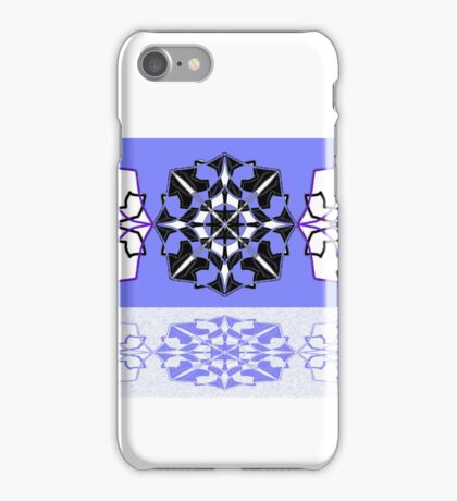 Marvellous Mauve Mirrorart iPhone Case/Skin