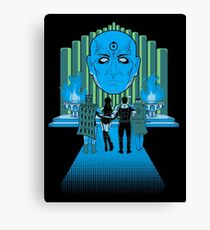Watchmen Of Oz Canvas Print