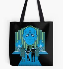 Watchmen Of Oz Tote Bag
