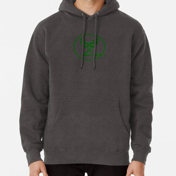 Green Koshka Logo Pullover Hoodie
