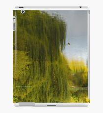 Reflected Willow iPad Case/Skin