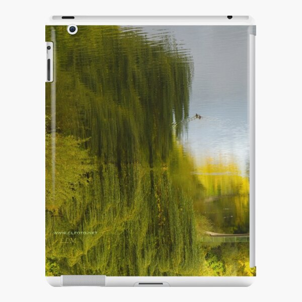 Reflected Willow iPad Snap Case