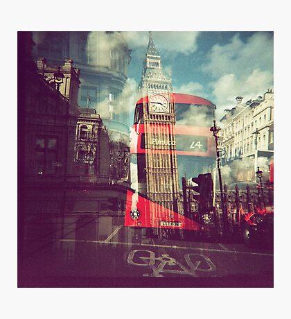Nowhere like London Photographic Print