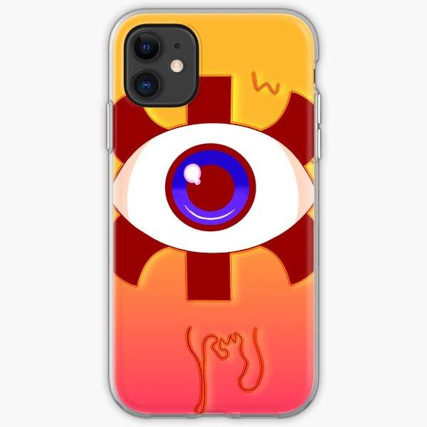 Slimy EyeSight iPhone Soft Case