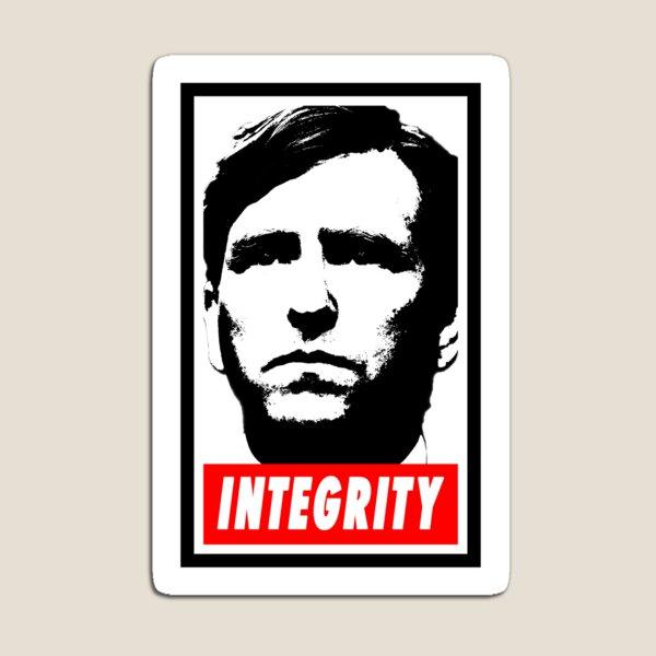 Integrity - Chris Krebs Magnet