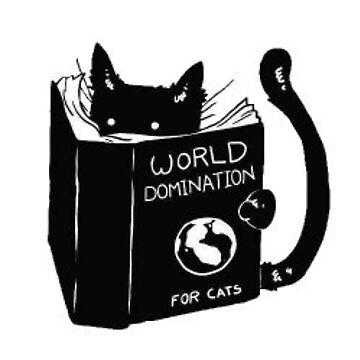Gato dominación del mundo de Canyounotqueenb