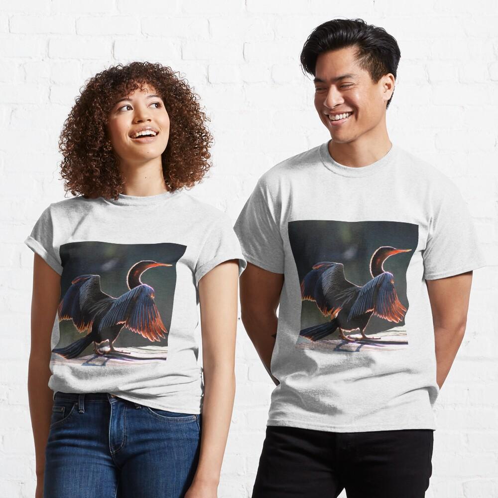 Anhinga Bird Classic T-Shirt