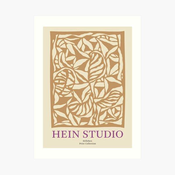 el hein studio brown Lámina artística