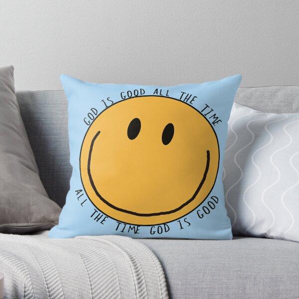 God Is Good  Throw Pillow