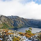 Crater Lake by Harry Oldmeadow