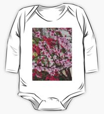 Shades of Pink One Piece - Long Sleeve