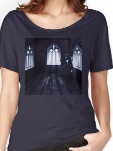 Haunted Interior and Ghost 4 Women's Relaxed Fit T-Shirt