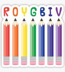 ROYGBIV Sticker