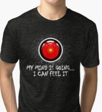 The End of the HAL9000 Tri-blend T-Shirt