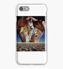 Taming Horses iPhone Case/Skin