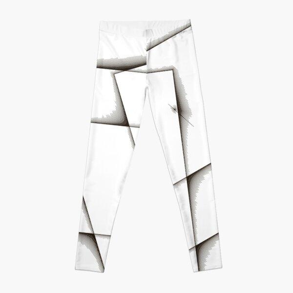 Graph Paper Leggings