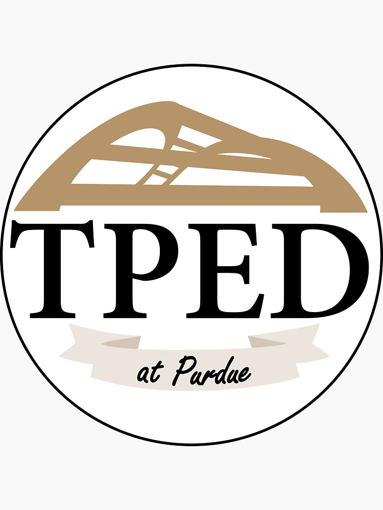 TPED Swag by TPEDatPurdue