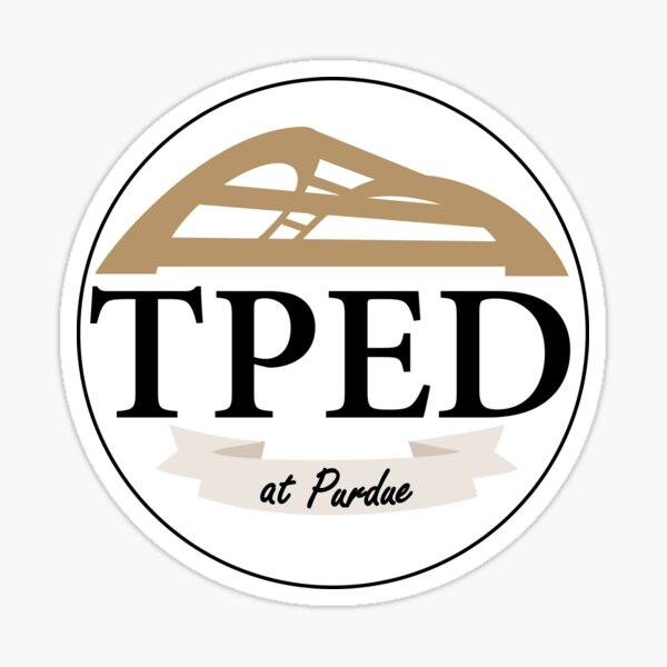 TPED Swag Sticker