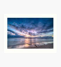 Cottesloe Sunset 6 Art Print