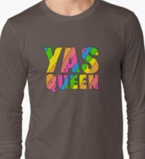 YAS QUEEN - Broad City Style T-Shirt