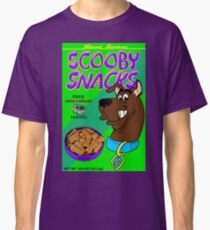 scooby snacks Classic T-Shirt