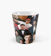 Jensen Ackles Collage  Tall Mug