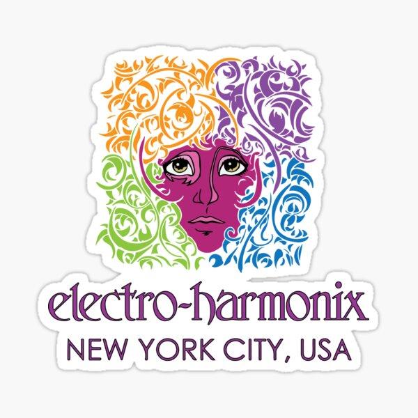 Electro Harmonix Sticker
