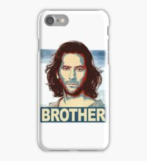 Lost - Desmond Brother iPhone Case/Skin