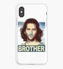 Lost - Desmond Brother iPhone Case