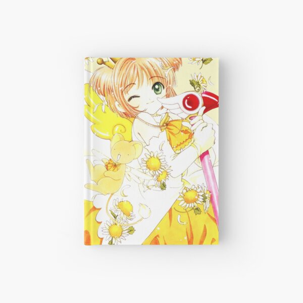 Sakura vs. Opening 2 Hardcover Journal