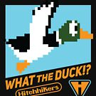 What the Duck!? (Game Cover) by madeinsask
