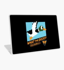 What the Duck!? (Game Cover) Laptop Skin