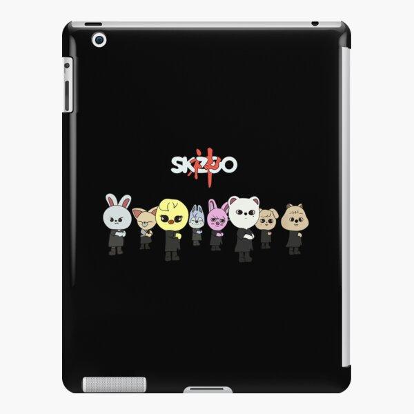 Paquete de pegatinas de Stray Kids - SKZoo Funda rígida para iPad