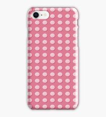 Lego (pink) iPhone Case/Skin