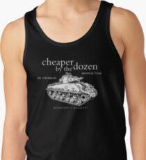 M4 Sherman Tank Tank Top
